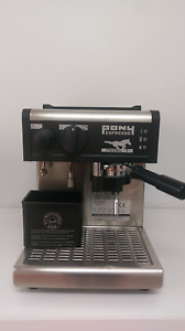 [EX-DISPLAY] PONY ESPRESSO MODEL-T - RRP:$2449.00 Wollongong Wollongong Area Preview