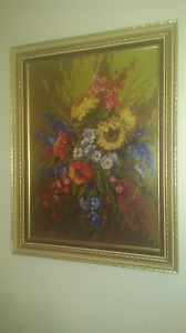 Tapestry of Flowers in Vase Nowra Nowra-Bomaderry Preview