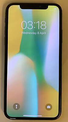 iPhone X - 64GB Space Grey No Face ID Unlocked 6864