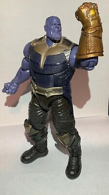 THANOS 100% COMPLETE BAF BUILD A FIGURE MARVEL LEGENDS AVENGERS INFINITY WAR
