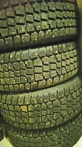 Studded winter Tires Good Year
