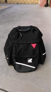 Motorcycle Rack bag.