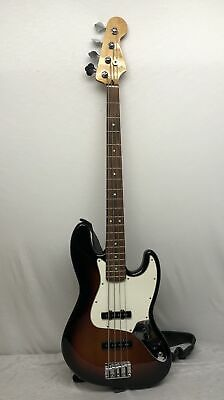 Fender Player Series 4-String Electric Jazz Bass Guitar Sunburst Alder