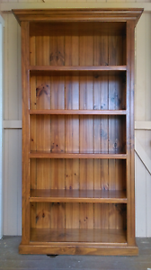 Pine Bookcase Warwick Southern Downs Preview