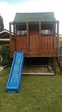 Kids Timber Cubby Berowra Heights Hornsby Area Preview