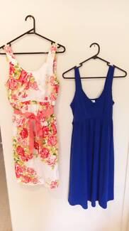 Maternity Wear Clothes- dresses & tops size S M L ASOS Patch Ripe