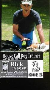 House Call Dog Trainer St Clair Penrith Area Preview