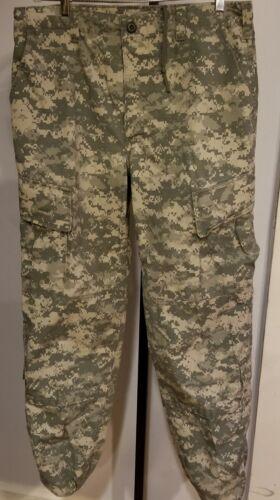 US Military ACU Digital Fatigue Camo Pants (Size: Medium - Regular)