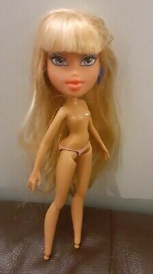 Bratz Doll 2015 Raya Study Abroad. No Clothes or Feet just Earrings.