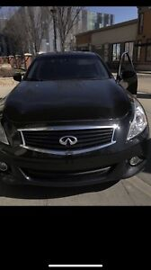 2013 Infiniti G37 AWD fully loaded with warranty