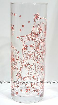 Axis Powers Hetalia glass Italy Germany JPN HALLOWEEN tall world series