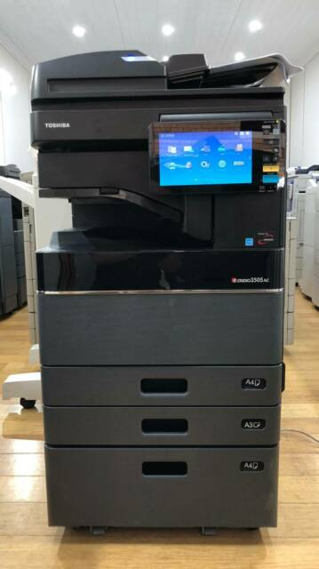 Toshiba e-STUDIO 3505 AC | Printers & Scanners | Gumtree