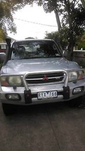 2002 Mitsubishi Pajero Wagon Pascoe Vale Moreland Area Preview