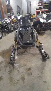 2006 mxz 800ho parting out