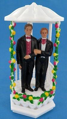 Matrimonio Gay Decoración de Tartas Dia de Boda Lgtb Novio