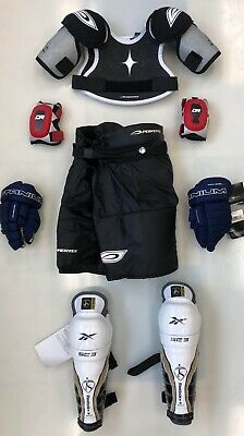 New Youth Ice Hockey Complete Equipment set kit package Small/Medium jr junior