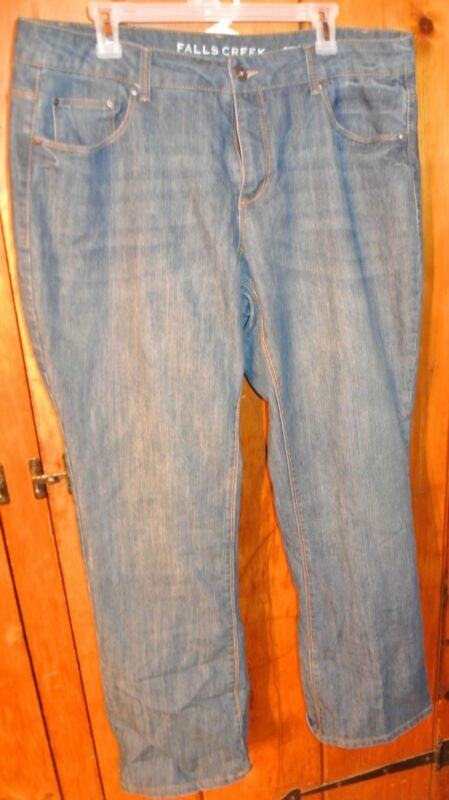 Falls Creek Curvy Jeans (18W AVG ,  Boot cut) NWT