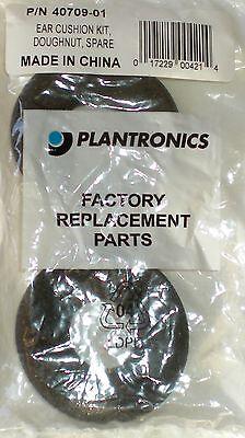 PLANTRONICS 40709-01 DOUGHNUT EAR CUSHION KIT SUPRAPLUS SUPRA HEADSET NEW