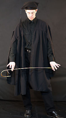 Victorian MR CHIPS-SCHOOL MASTER - TEACHERS GOWN ONLY All - School Master Kostüm