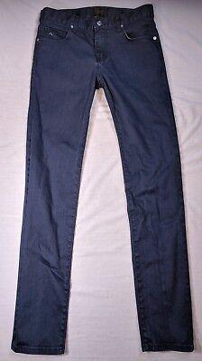 J. Lindberg Stockholm Jay Slim Fit Dark Wash Jeans 30 X  34 ()