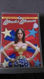 Wonder Woman Complete First Season DVD Box Set