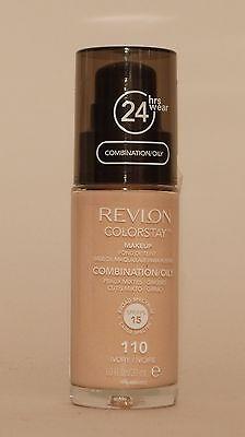 Revlon ColorStay MakeUp 110 Ivory Oily Skin PUMPE 30 ml