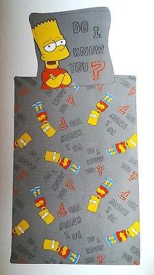 Die Simpsons Bettwäsche 135 x 200 NEU + OVP ()