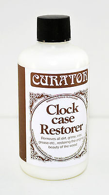 Curator Clock Case Restorer Cleaning solution 120ml