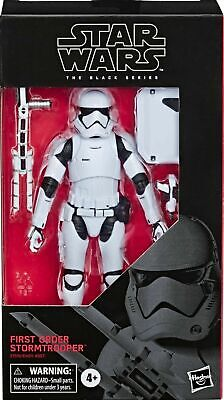 Star Wars Black Series Rise Of Skywalker First Order Stormtrooper Action Figure