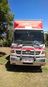 HINO Pantech truck for sale Eatons Hill Pine Rivers Area Preview
