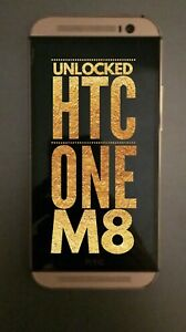 UNLOCKED HTC ONE M8