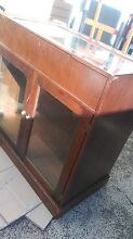 Timber Wood Storage Display Cabinet Cupboard French Provincial Sh Wollstonecraft North Sydney Area Preview