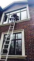 Eavestrough Cleaning & Window Cleaning | Free Quote