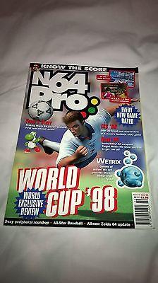 N64 Pro - Issue #8 (June 1998) - Nintendo Video Games Magazine