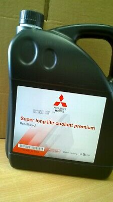 GENUINE MITSUBISHI SUPER LONG LIFE COOLANT (5 LITRES) MZ320130