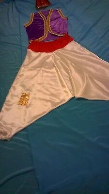 baba/ Aladdin waistcoats, Harem pant & Hat & Genie outfit (Genie-outfit)