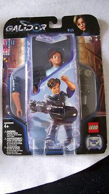 2002 Lego Galidor 8310 Nick Action Figure  nib