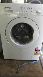 OMEGA washer dryer combo OWD6000WA, as new