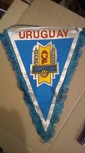 URUGUAY CF Soccer OLD Football Wall Pennant Flag Banner - Italia - URUGUAY CF Soccer OLD Football Wall Pennant Flag Banner - Italia