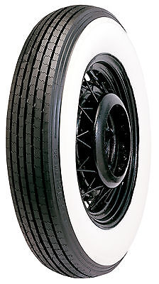 """525/550-17 Lester 3 3/4"""" White Wall Tire"""