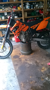 07 ktm sxf 250 supercross/freestyle Corlette Port Stephens Area Preview