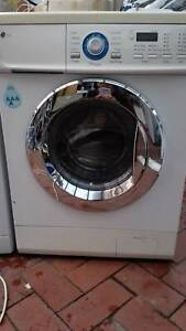 LG WD-1018C Front Load Washer 7.5kg, in good condition