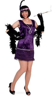 Charleston-Kleid, Damenkostüm, 20er- Jahre Kleid, Zwanziger Jahre (Zwanziger Jahre Kostüm)