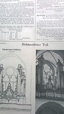 1910  64 Werden Ruhr / Flensburg / Kulm Realschule / August FRühlnh