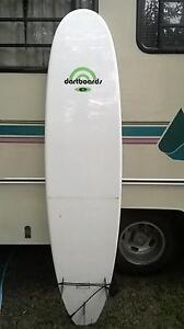 7 ' 10 Mini Mal Surfboard ( thruster ) Caravonica Cairns City Preview