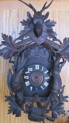 GHS - Hunter Style Cuckoo -Quail  Clock