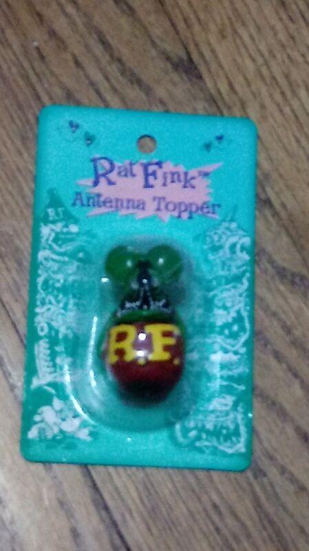 Mooneyes Rat Fink Antenna Topper RAF255GR