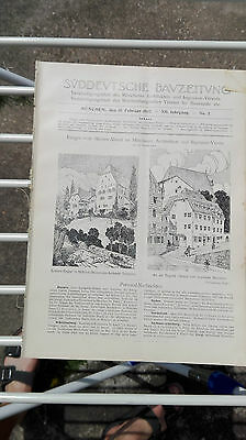 1902 7 Englar / Königsberg Schloss / Mespelbrunn Teil 2