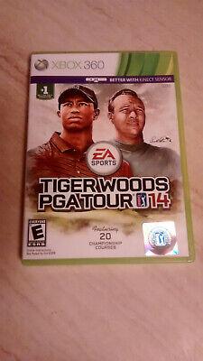 Tiger Woods PGA Tour 14 Microsoft Xbox 360