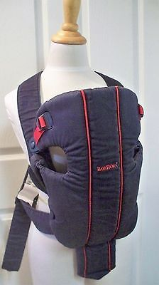 Baby Bjorn  Front Soft Carrier Infant Travel BabyBjorn Blue for sale  Shipping to India